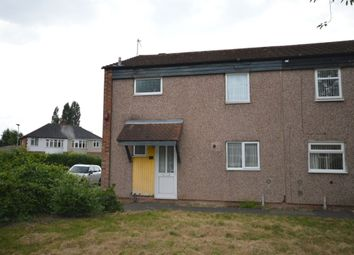 Thumbnail 3 bed terraced house for sale in Grange Drive, Glen Parva, Leicester