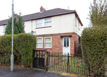 Thumbnail 3 bedroom end terrace house for sale in Etty Avenue, York