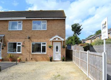 Thumbnail 3 bedroom end terrace house for sale in Larch Court, Waterford Park, Radstock