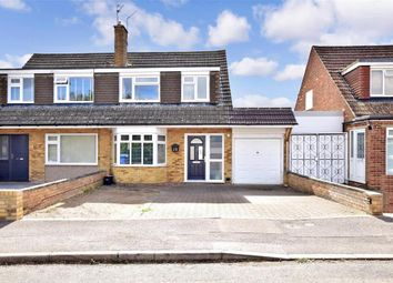 Thumbnail 3 bed semi-detached house for sale in Cryalls Lane, Sittingbourne, Kent