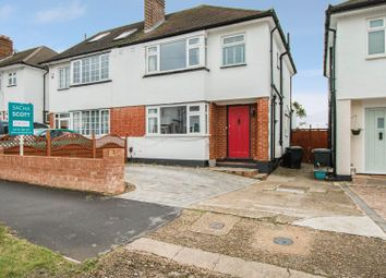 Thumbnail 3 bed property for sale in Fairfield Way, Ewell, Epsom