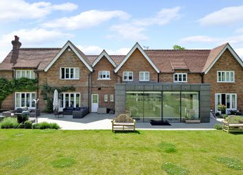 Thumbnail 6 bed detached house to rent in Christmas Hill, Shalford