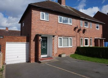 Thumbnail 3 bed semi-detached house for sale in Queens Drive, Frodsham