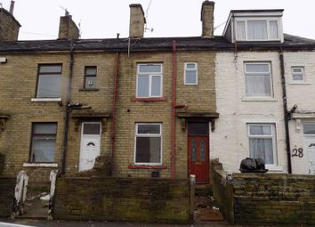 Thumbnail 1 bed terraced house for sale in Frank Street, Great Horton, Bradford