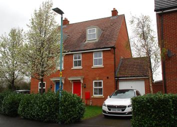 Thumbnail 3 bed end terrace house for sale in Bulford Close, Hucclecote, Gloucester