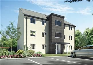 Thumbnail 2 bed flat for sale in South Parkway, Seacroft, Leeds