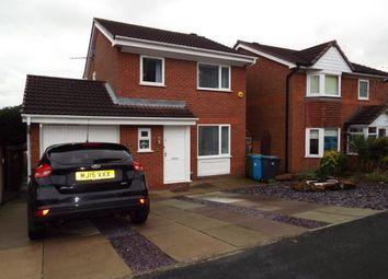 Thumbnail 3 bed detached house for sale in Wolverton Drive, Norton, Runcorn, Cheshire