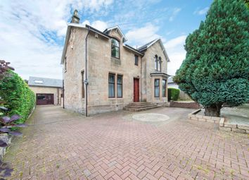 Thumbnail 4 bed detached house for sale in Thorn Road, Bearsden