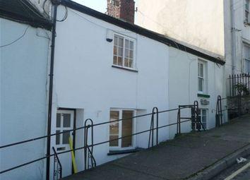 Thumbnail 2 bed cottage to rent in Bridge Street, Bideford