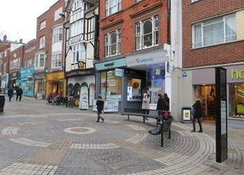 Thumbnail Retail premises to let in Peascod Street, Windsor