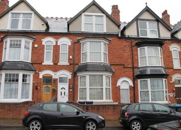 Thumbnail 7 bed terraced house for sale in Vicarage Rd, Hockley, Birmingham