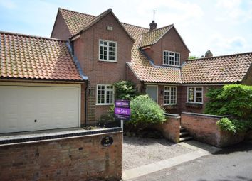 Thumbnail 4 bed detached house for sale in Toad Lane, Nottingham