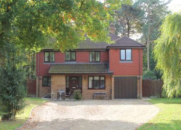 Thumbnail 5 bed detached house for sale in Youlden Close, Camberley