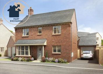 Thumbnail 3 bedroom detached house for sale in The Farnwell, Leicester Lane, Great Bowden