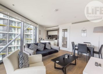 Thumbnail 1 bedroom flat for sale in Two Riverlight Quay, Nine Elms Lane, London