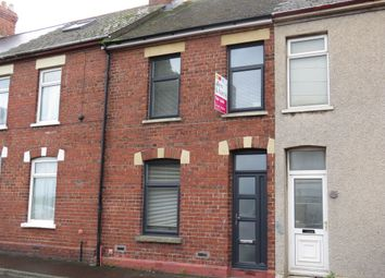 Thumbnail 3 bedroom terraced house for sale in Clive Road, Barry Island, Barry