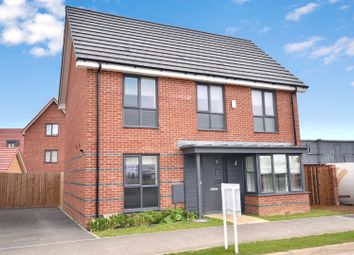 Thumbnail 3 bed detached house for sale in Little Colliers, Little Colliers Field, Corby