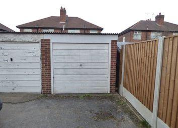 Thumbnail Property to rent in Garage Lower Regent Street, Nottingham
