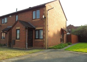 Thumbnail 1 bed terraced house to rent in Birchtrees Drive, Kitts Green, Birmingham, 0Af, Birmingham