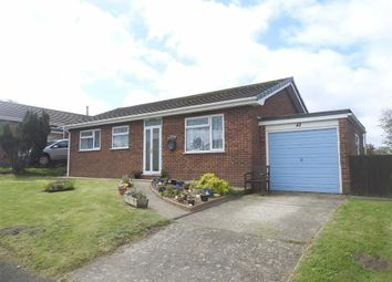 Thumbnail 3 bed detached bungalow for sale in Dolwerdd Estate, Penparc, Cardigan