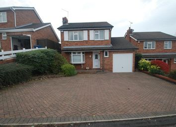 Thumbnail 3 bed property to rent in Longhurst Drive, Stafford
