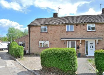 Thumbnail 4 bed semi-detached house for sale in The Oxleys, Harlow