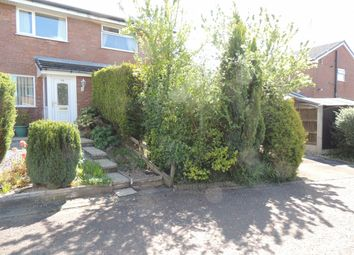 Thumbnail 2 bed semi-detached house to rent in Draperfield, Chorley