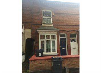 Thumbnail 2 bed terraced house for sale in Pretoria Road, Birmingham, West Midlands