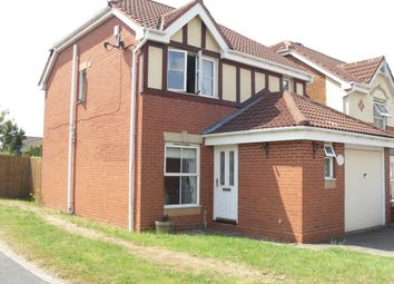Thumbnail 3 bed detached house to rent in Farriers Mill, Pelsall, Walsall