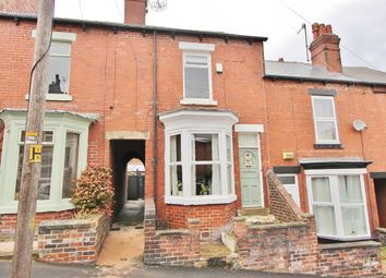 Thumbnail 3 bed terraced house for sale in Fulmer Road, Hunters Bar, Sheffield