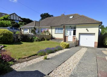 Thumbnail 3 bed semi-detached bungalow for sale in Channel Heights, Weston-Super-Mare