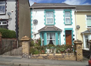 Thumbnail 3 bed end terrace house for sale in Tredegar Road, Ebbw Vale, Blaenau Gwent