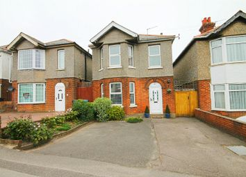 Thumbnail 3 bed detached house for sale in Longfleet Road, Poole
