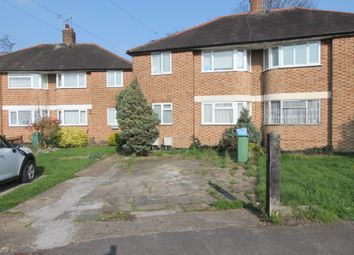 Thumbnail 2 bedroom maisonette to rent in Reynolds Close, Carshalton