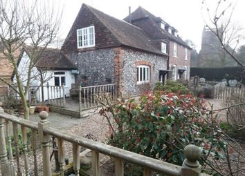 Thumbnail 2 bed cottage to rent in Church Street, Shoreham, Sevenoaks