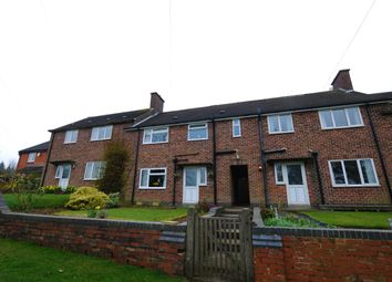 Thumbnail 3 bed terraced house for sale in Lid Lane, Roston, Ashbourne