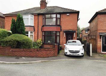 Thumbnail 2 bed semi-detached house for sale in Chaucer Avenue, Droylsden, Manchester