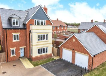 Thumbnail 5 bed property for sale in Hodinott Close, Romsey, Hampshire