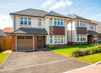 Thumbnail 4 bed detached house for sale in Manila Avenue, Sittingbourne
