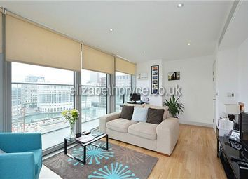 Thumbnail 1 bedroom flat for sale in Landmark East Tower, 24 Marsh Wall, London