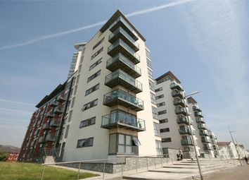 Thumbnail 3 bedroom flat to rent in Meridian Bay, Trawler Road, Maritime Quarter, Swansea