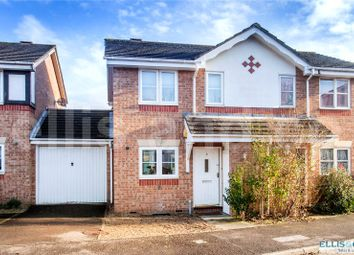 Thumbnail 2 bed semi-detached house for sale in Brancaster Drive, Mill Hill, London