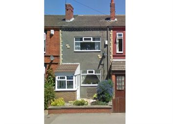 Thumbnail 2 bedroom terraced house for sale in Kirkby Road, Hemsworth, Pontefract, West Yorkshire
