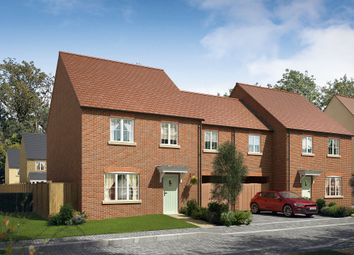"Thumbnail 4 bed semi-detached house for sale in ""The Maple"" at Perth Road, Bicester"