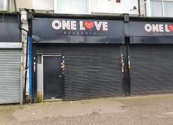 Restaurant/cafe to let in Slade Road, Erdington B23