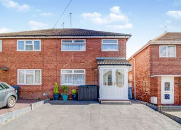 3 bed semi-detached house for sale in Amblecote Avenue, Great Barr, Birmingham B44