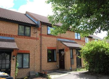 Thumbnail 2 bed terraced house to rent in Poppyfields, Bedford