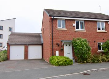 Thumbnail 3 bed semi-detached house for sale in Gibraltar Close, Coventry