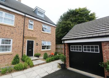 Thumbnail 4 bed end terrace house for sale in Cleminson Gardens, Cottingham, East Yorkshire