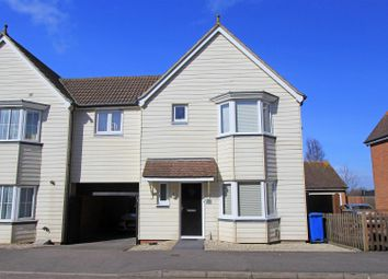 Thumbnail 4 bed detached house for sale in Sanderling Way, Iwade, Sittingbourne